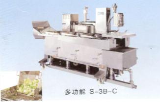 多功能洗菜机(日本)