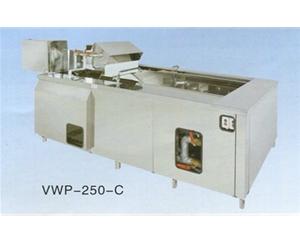 节水型连续式洗菜机(日本)